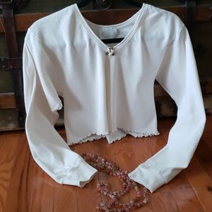 Catherine Cole crop top..one size